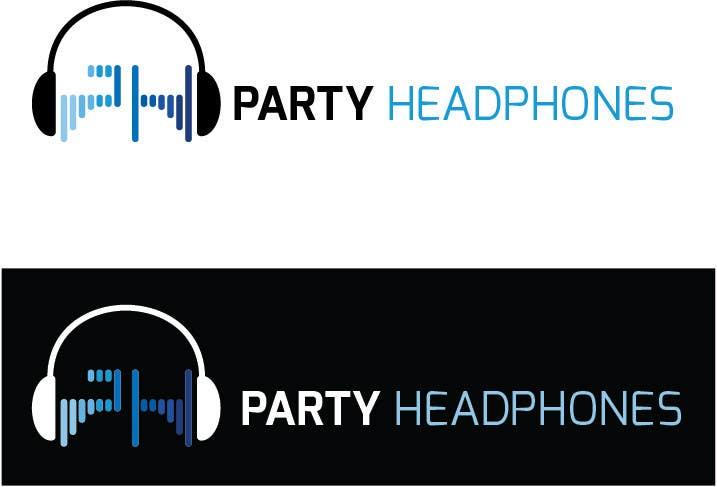 Inscrição nº 114 do Concurso para Logo Design for Party Headphones