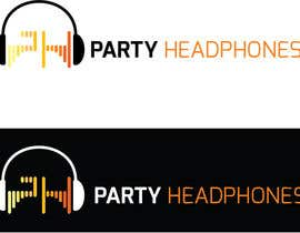 #116 untuk Logo Design for Party Headphones oleh anamiruna