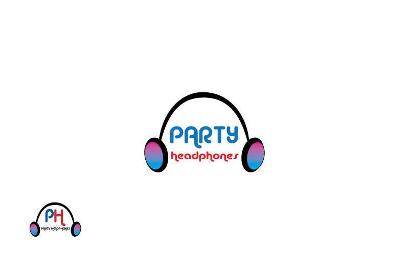 Inscrição nº 20 do Concurso para Logo Design for Party Headphones