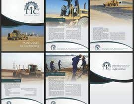 #13 para Company Profile Design for Contracting Company por barinix