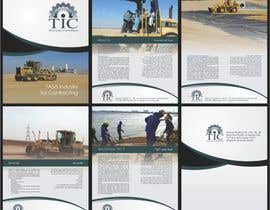 #18 para Company Profile Design for Contracting Company por barinix