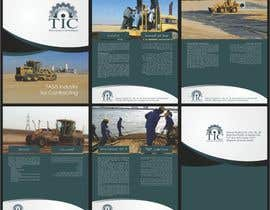 #19 cho Company Profile Design for Contracting Company bởi barinix