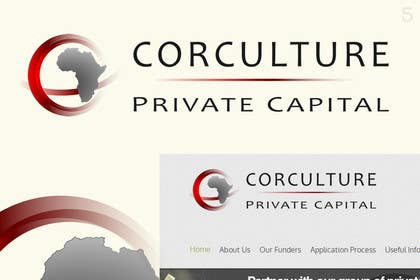 #294 for Logo Design for Corculture by happybuttha