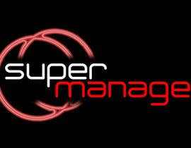 #64 cho Logo Design for SuperManage bởi argpan