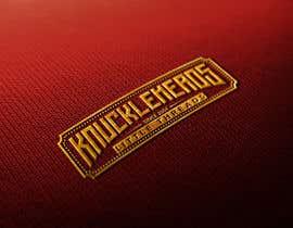 #209 cho KNUCKLEHEADS LITTLE THREADS logo bởi klal06