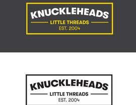 #145 cho KNUCKLEHEADS LITTLE THREADS logo bởi ravimadusanka484