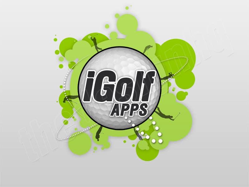 Inscrição nº 45 do Concurso para Logo Design for iGolfApps