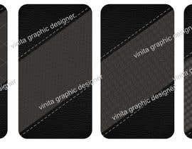 Nro 8 kilpailuun Mobile back cover design - EARLY BIRDS WILL BE GIVEN PREFERENCE käyttäjältä vinifpriya