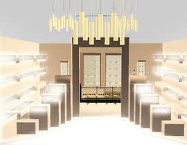 #77 for Fashion jewelry store design concept by TheresaSuen