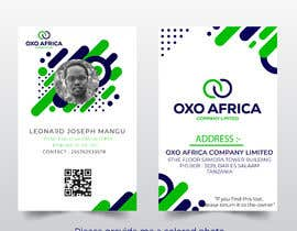 #11 for CREATE EMPLOYEE IDENTIFICATION CARD DESIGN FOR OXO COMPANY LIMITED by freelancershajiv