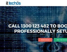 rockbluesing tarafından Design a Logo for ITTechos için no 132