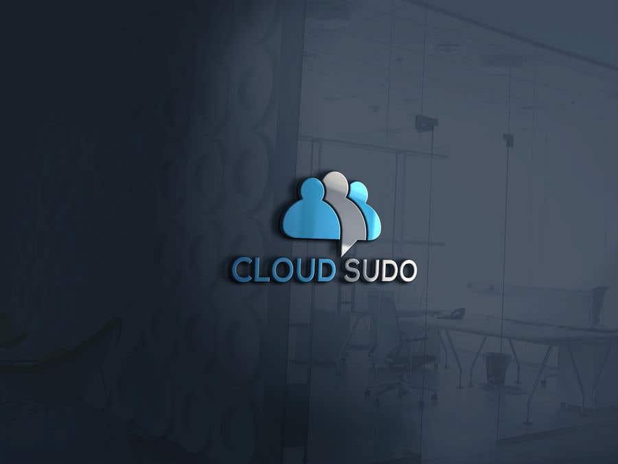 Penyertaan Peraduan #358 untuk Create Logo for a Cloud Solutions Provider