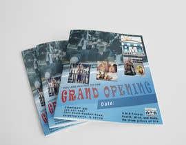 Nro 18 kilpailuun Grand opening flyer and Business to business flyer käyttäjältä zahidhassansohan