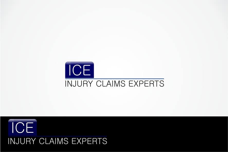 Inscrição nº                                         17                                      do Concurso para                                         Logo Design for INJURY CLAIMS EXPERTS