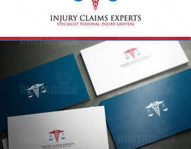 nº 9 pour Logo Design for INJURY CLAIMS EXPERTS par digitalmind1