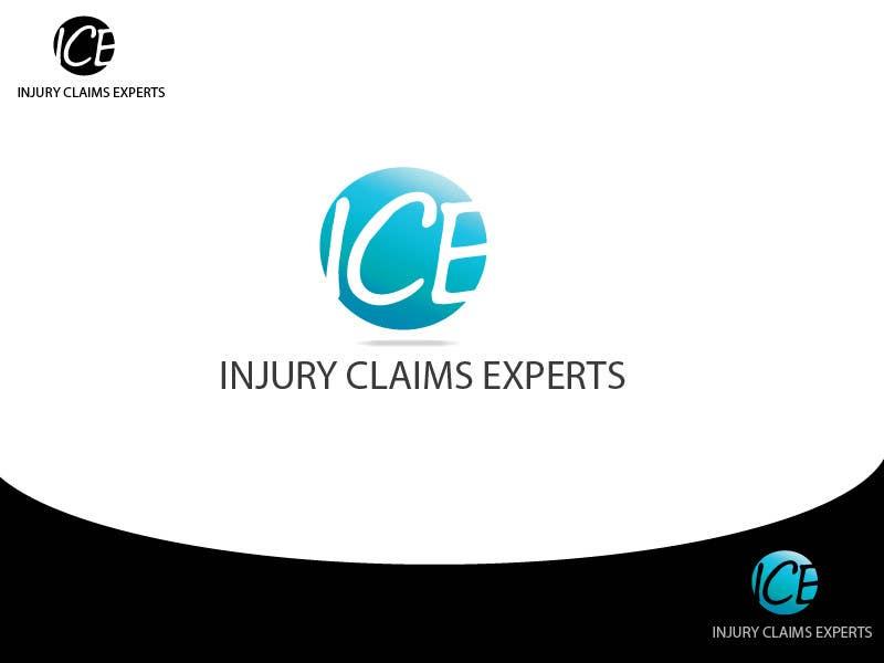 Inscrição nº                                         60                                      do Concurso para                                         Logo Design for INJURY CLAIMS EXPERTS