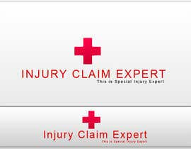 nº 44 pour Logo Design for INJURY CLAIMS EXPERTS par yaseenamin