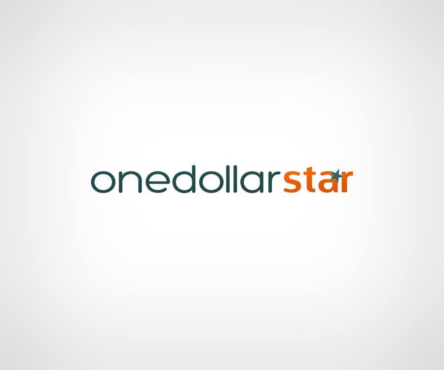 Penyertaan Peraduan #                                        110                                      untuk                                         Logo Design for onedollarstar