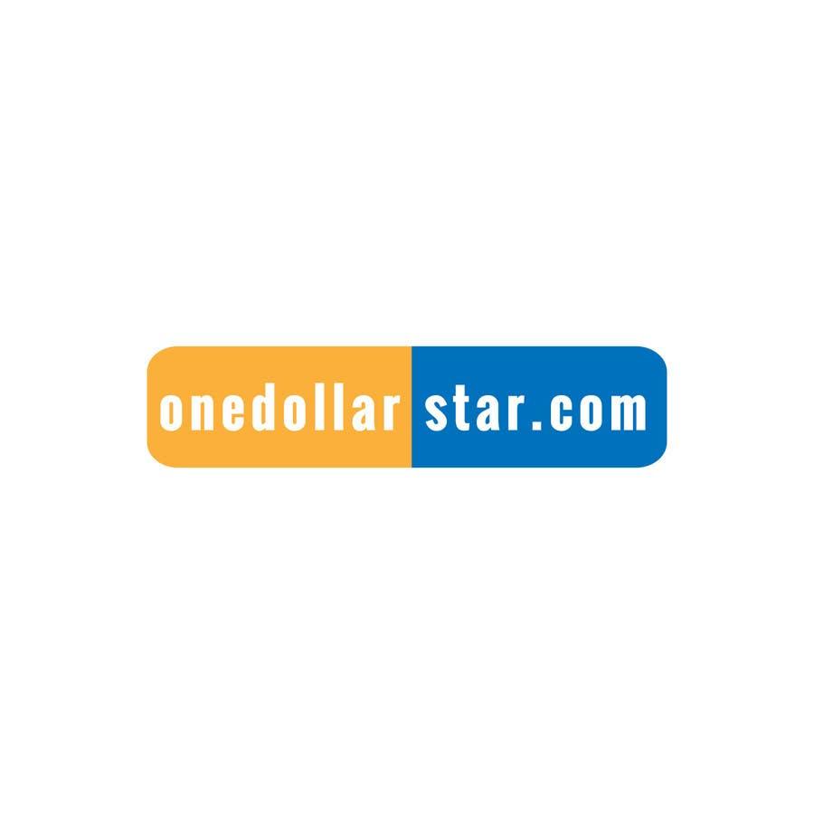 Penyertaan Peraduan #                                        74                                      untuk                                         Logo Design for onedollarstar