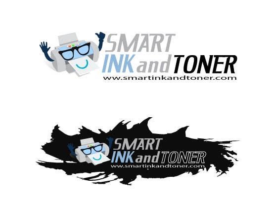 Kilpailutyö #                                        23                                      kilpailussa                                         Logo Design for smartinkandtoner.com