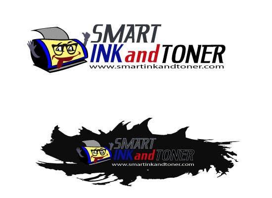 Kilpailutyö #                                        31                                      kilpailussa                                         Logo Design for smartinkandtoner.com