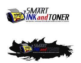 #33 untuk Logo Design for smartinkandtoner.com oleh RoxanaFR