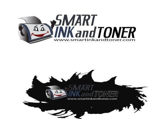 Konkurrenceindlæg #                                        37                                      for                                         Logo Design for smartinkandtoner.com