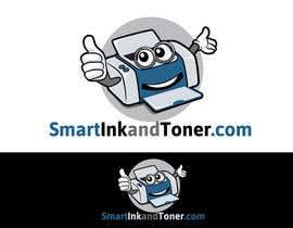 #35 untuk Logo Design for smartinkandtoner.com oleh zhu2hui