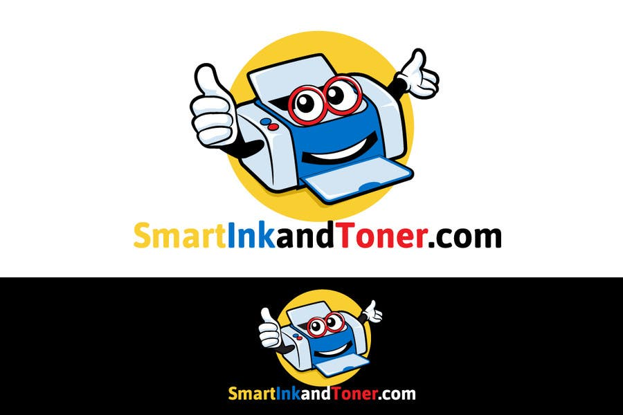 Inscrição nº                                         41                                      do Concurso para                                         Logo Design for smartinkandtoner.com