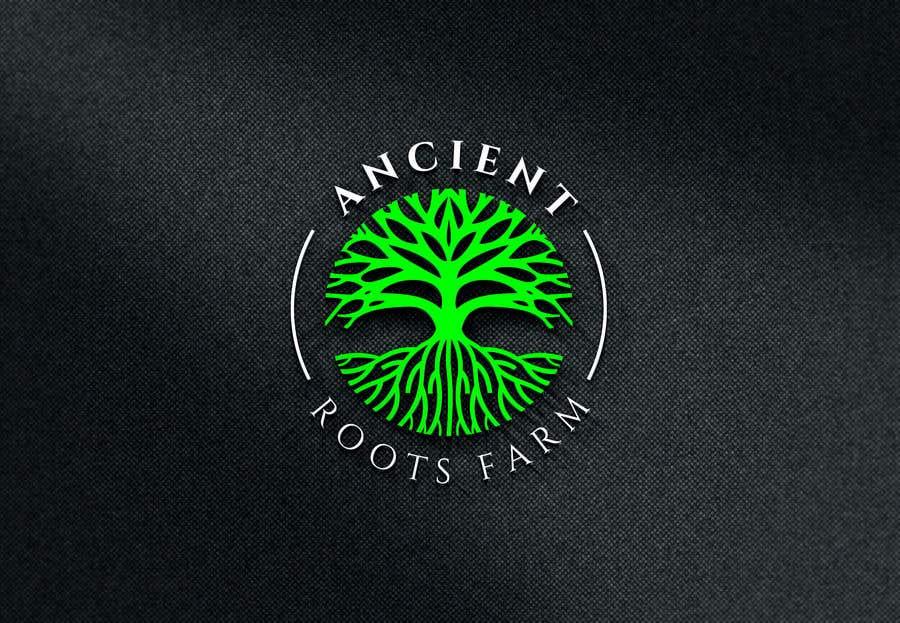 Penyertaan Peraduan #138 untuk Ancient Roots Farm