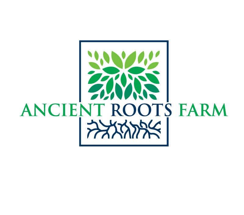 Penyertaan Peraduan #124 untuk Ancient Roots Farm