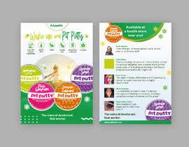 #30 , Create a fun flyer in our brand design 来自 ciciliabintang