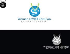 nº 3 pour Logo Design for Women at the Well Christian Resource Center par alexandracol