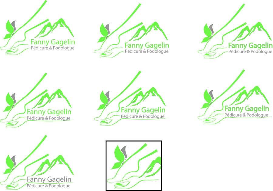 Kilpailutyö #48 kilpailussa Logo Design for podiatrist