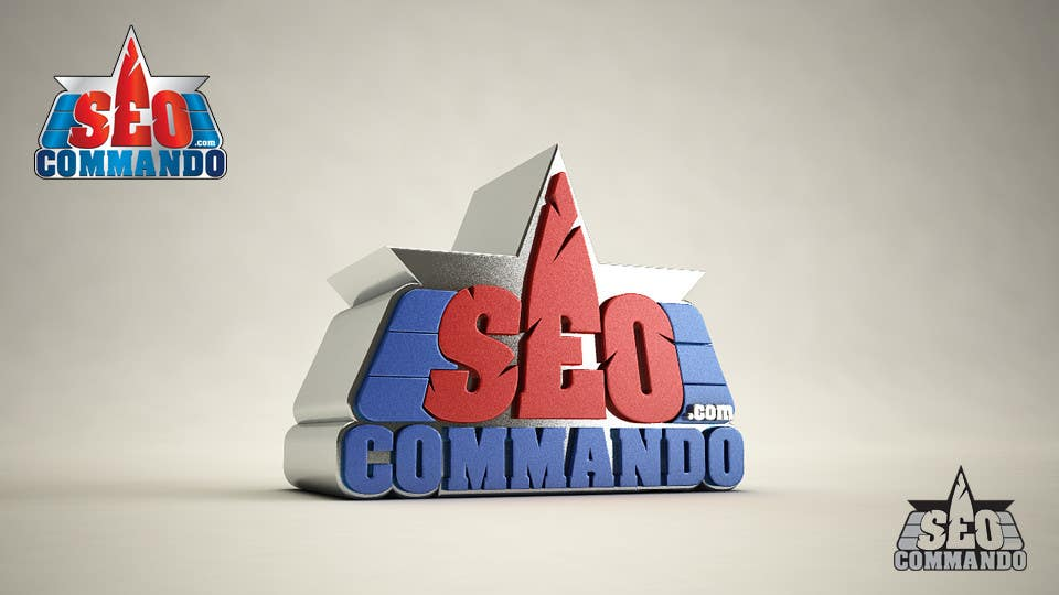 Penyertaan Peraduan #36 untuk Logo Design for SEOCOMMANDO.COM