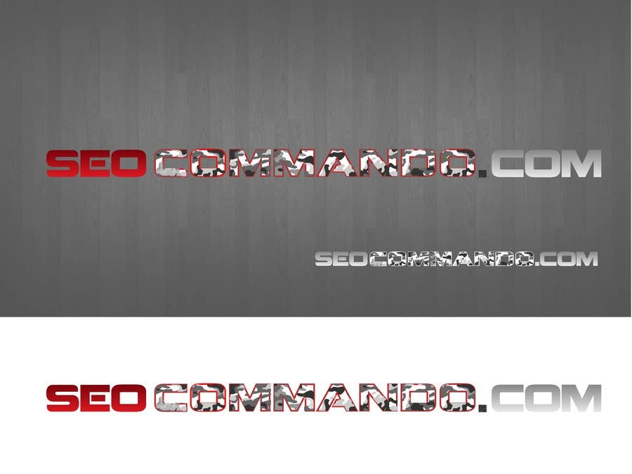 Penyertaan Peraduan #38 untuk Logo Design for SEOCOMMANDO.COM