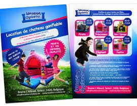 nº 27 pour Flyer Design for Inflatable castle rental par creationz2011