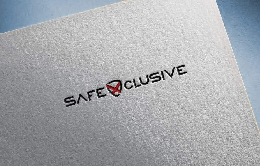 "Bài tham dự cuộc thi #52 cho Design a Logo for Industrial Personal Protective Equipment (PPE) Brand ""Safexclusive"""""