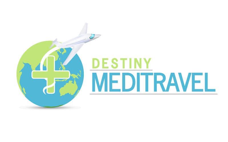 Konkurrenceindlæg #                                        140                                      for                                         Logo Design for Destiny Meditravel