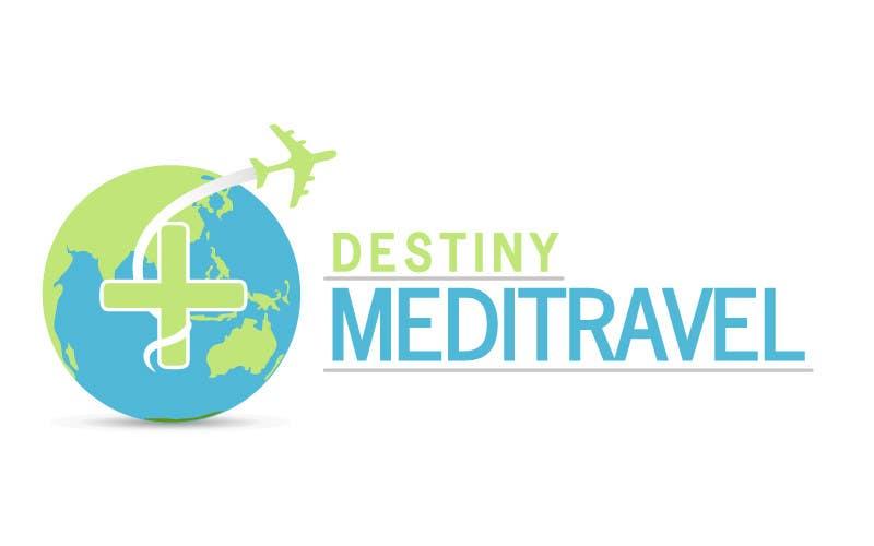 Konkurrenceindlæg #                                        141                                      for                                         Logo Design for Destiny Meditravel