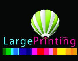 #148 for Logo Design for Digital Design, LLC / www.largeprinting.com by cloneSolutions
