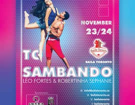 #8 cho Flyer para workshop de dança bởi saurov2012urov