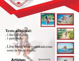 #10 cho Flyer para workshop de dança bởi likhon499
