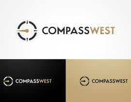 #15 untuk Logo Design for Compass West oleh BrandCreativ3