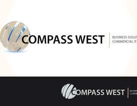 #291 cho Logo Design for Compass West bởi tyaccounts