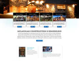 #10 untuk Website Redesign for Upscale Building Contractor oleh ANALYSTEYE
