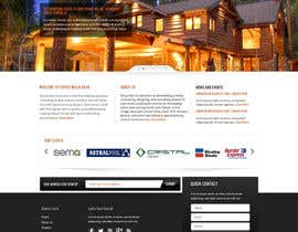 #12 for Website Redesign for Upscale Building Contractor af Pavithranmm
