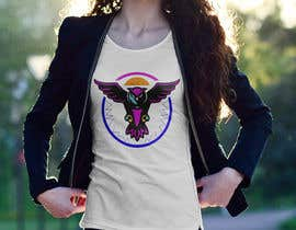 #104 untuk 80s vaporwave T-shirt merch oleh sumondesign71