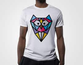 #110 untuk 80s vaporwave T-shirt merch oleh alauddink1