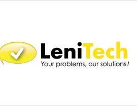 #11 para Logo & Stationary Design for LeniTech, a Small IT Support Company por iakabir